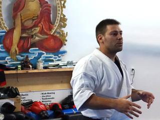 Formation d'Aikido à l'académie