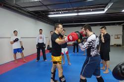 Technique de Boxe