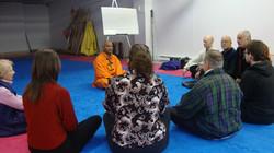 Cours de Yoga 2011