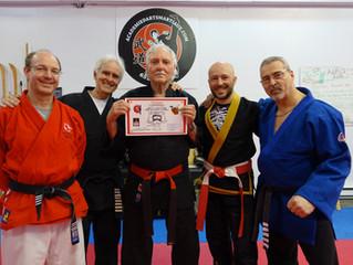 60 ans d'arts martiaux !