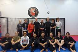 Groupe d'autodéfense 2015