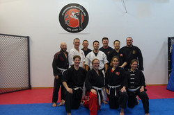 Groupe d'Aikido 2015