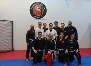 Notre dernier stage d'Aikido 2015