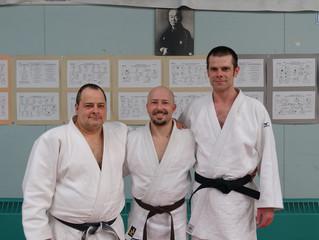 Ceinture brune de Judo