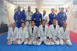 Jiu jitsu Brésilien avec Léandro