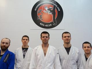 Nos gradués en Judo