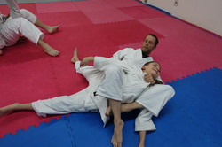 Le 'Bow and arrow' en Bjj