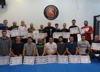 Le Krav maga à l'Académie d'arts martiaux du Québec