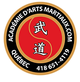 Logo del'Académie d'Arts Martiaux du Québec