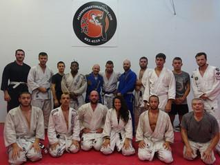 Visite et échange : Jiu-jitsu Brésilien