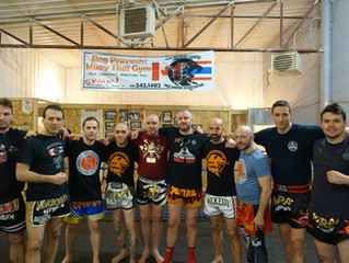 Stage de perfectionnement en Muay Thai