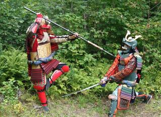 Stage de Nagamaki avec Shian Peter Crocoll 9-10 Octobre 2015
