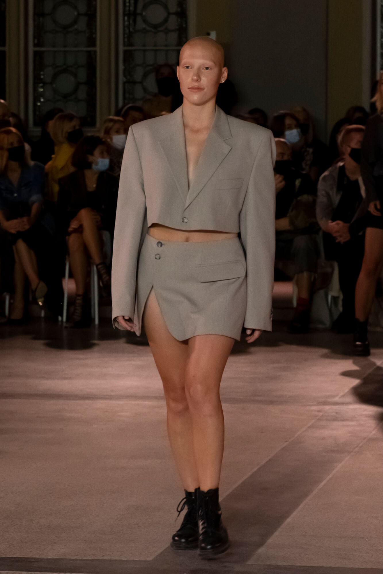 Mercedes Benz Fashion week Prague ss 20.