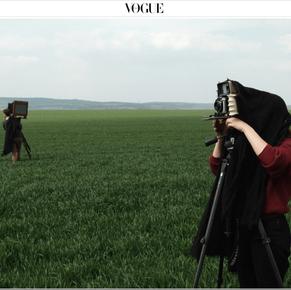 Photo Vogue Italy