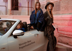 Mercedes Benz Fashion Week Czech Republi