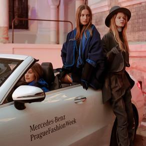 Mercedes Benz Fashion Week CZ