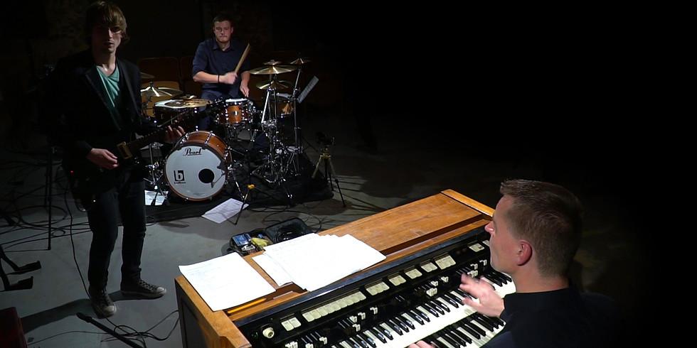 Ondřej Kabrna Organ Trio