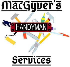 MacGyver's Handyman Logo