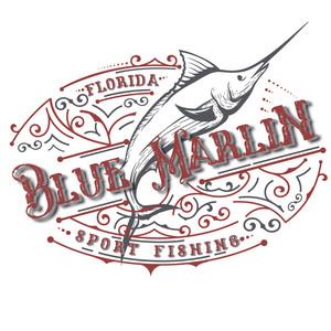 Blue Marlin Logo