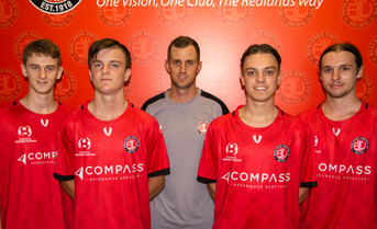 Local Youngsters Sign for Red Devils