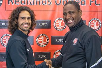 Redlands NPL Signing
