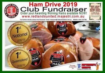 Christmas Ham Drive