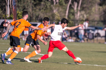 Redlands Give Roar Good First Hit Out