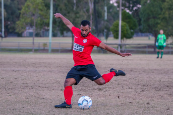 Competition Leaders Too Good for Red Devils