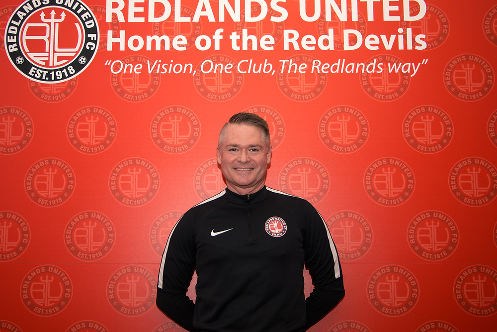Graham Ross re-signs as RUFC Head 1st Team Coach for 2020