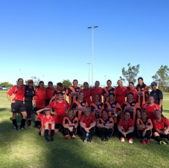 2018 Women's Legend Cup