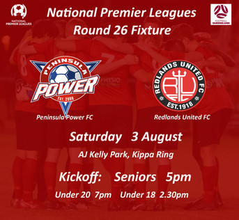NPL Round 26 - Competition Leaders Await Red Devils
