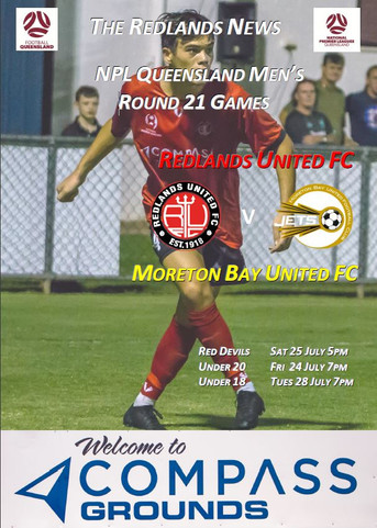 NPL Rd 21 Edition of The Redlands News