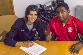 NPL Signings Continue for Red Devils