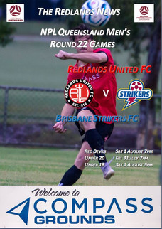 NPL Rd 22 Edition of The Redlands News
