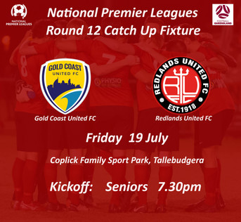 NPL Round 12 Catchup - Off to the Gold Coast
