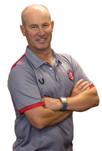 Peter Dunlop Joins Redlands United as NPL Under 16 Coach