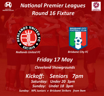 NPL Round 16 Action at the Showgrounds