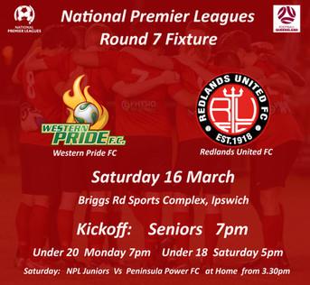 NPL Round 7 - Off to Ipswich