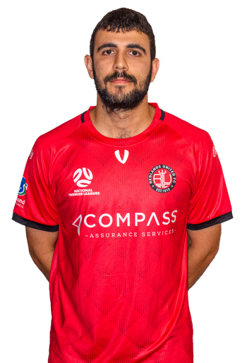 Gabriel Hawash Re-Signs for Red Devils