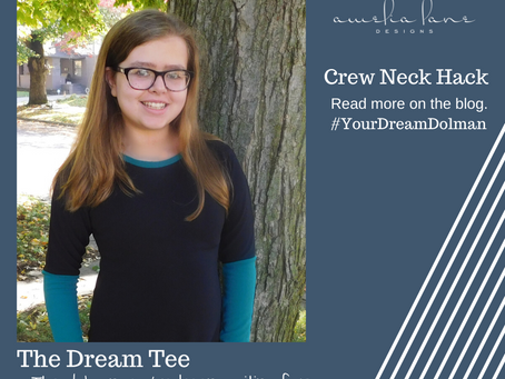 Dream Tee - Crew Neck