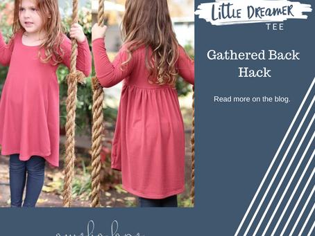 Little Dreamer: Gathered Back Hack