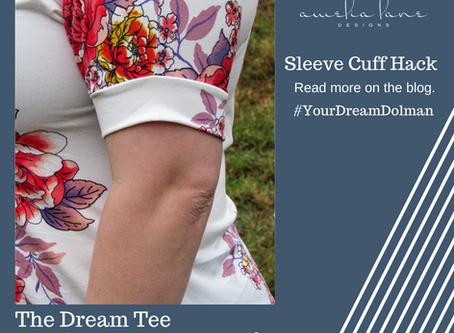 Dream Tee- The Secret To Cuffs!