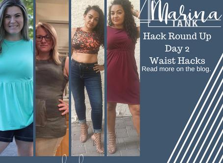 Marina Tank Hacks - Day 2
