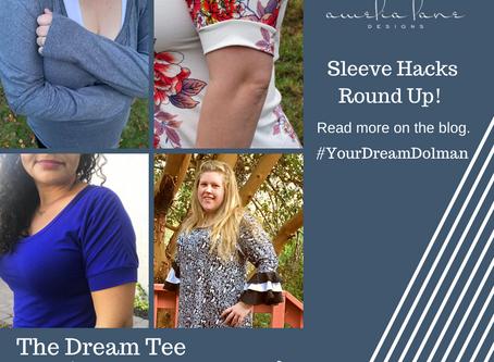 Dream Tee Sleeve Hacks