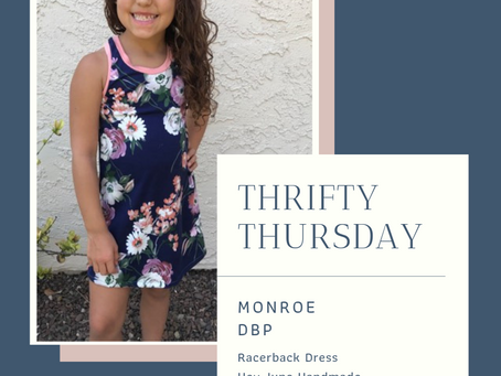 Thrifty Thursday  6/27/19