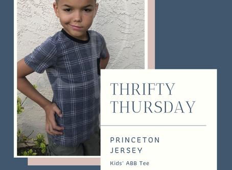 Thrifty Thursday: Princeton Jersey ABB Tee