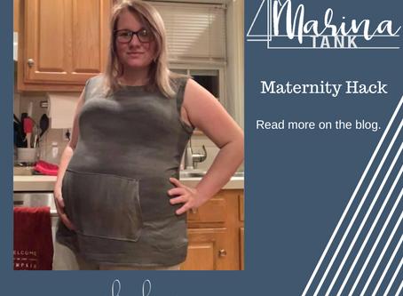 Marina Tank Hack: Maternity Hack!