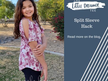 Little Dreamer: Split Sleeves