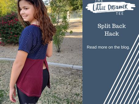 Little Dreamer: Split Back Hack