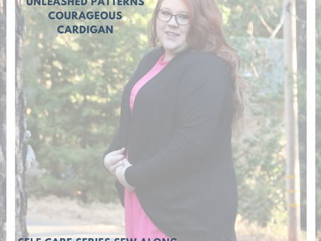 Sew Along with ALD Self Care Series: Courageous Cardigan